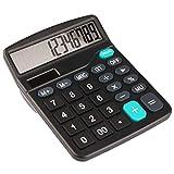 Calculator HIHUHEN 12 Digit Desk...