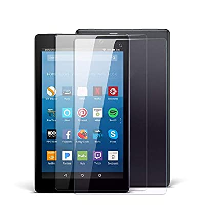 Screen Protector Compatible with Fire HD 8 Tabl...
