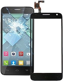 QFH Touch Panel for Alcatel One Touch Idol 2 Mini S / 6036 / 6036Y(Black) قطع غيار لوحة اللمس للهاتف المحمول