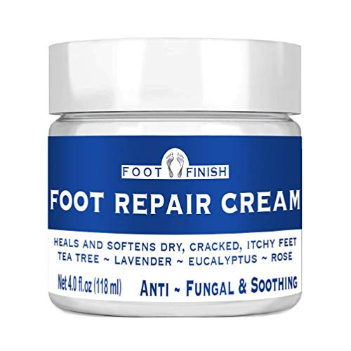 Foot Finish: Foot Repair Cream