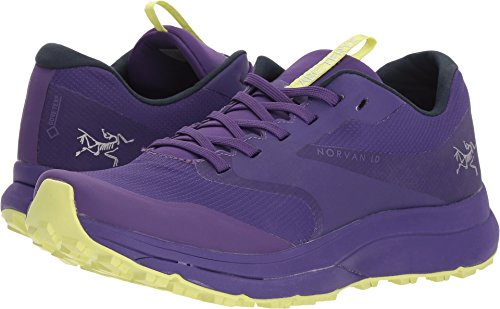 Arc'teryx Norvan LD GTX Trail Running Shoe - Women's Dahlia/Lumen Lime, US 9.0/UK 7.5