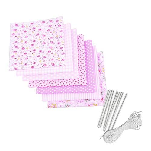 Accessoires De Couture Bricolage- Tissus 7pcs ...