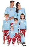 PajamaGram Chill Out Matching Family Pajamas