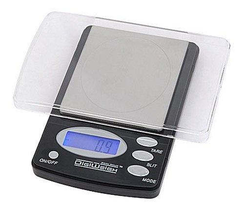 Digiweigh DW-BX Digital Pocket Scales, 600g x 0.1g