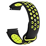 High Quality Watch Strap Quick Release - Can be Easily Assembled & Removed Suitable for all types of usage like Sports,Workout,Business,Leisure Ultra Durable & Long lasting Made from high quality Silicone Material