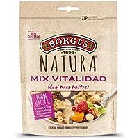 Borges Natura - Cocktail variado de nueces y frutos rojos bolsa 120 gr