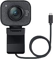 Logitech StreamCam, Cámara Web con USB-C para Streaming de vídeo y creación de Contenido, Vídeo Vertical Full HD 1080p a...