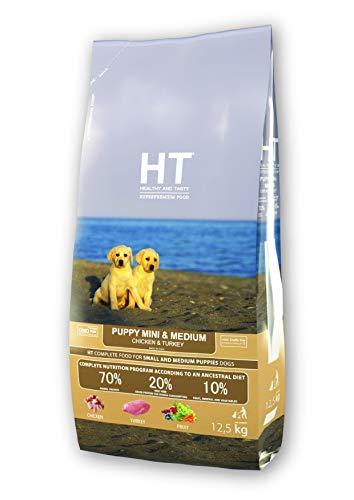 HT Dog Puppy Mini & Medium Pollo E Tacchino 12,5 kg