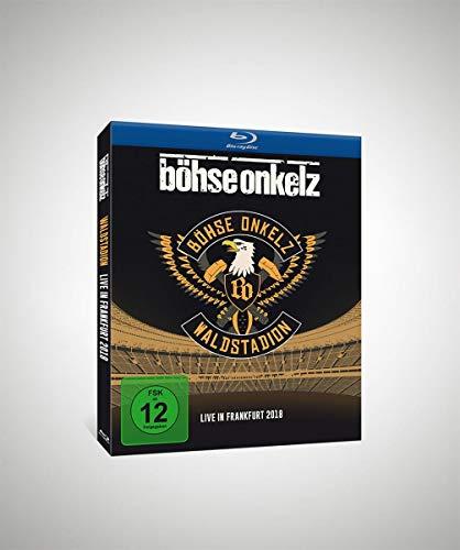 Böhse Onkelz - Waldstadion - Live in Frankfurt 2018 [Blu-ray]