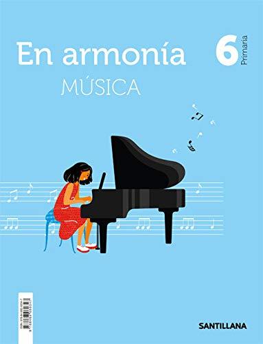 MUSICA EN ARMONIA 6 PRIMARIA