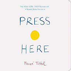 Press Here, Best Books for Toddlers