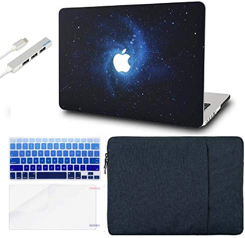 KECC Laptop Case for MacBook Pro 13 2021 2020 Touch Bar w Keyboard Cover Sleeve Screen Protector product image