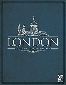 Osprey London Strategy Game 62066, Segunda Edición: Second Edition (Osprey Games)