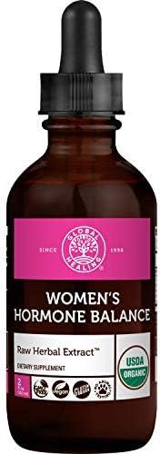 Global Healing Women s Hormone Balance Female Fuzion Organic Liquid Supplement Drops Superior product image