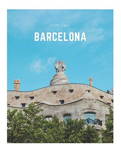 Barcelona: A Decorative Book │ Perfect for Stacking on Coffee Tables & Bookshelves │ Customized Interior Design & Home Decor: A Decorative Book ... & Home Decor: 12 (City Life Book Series)