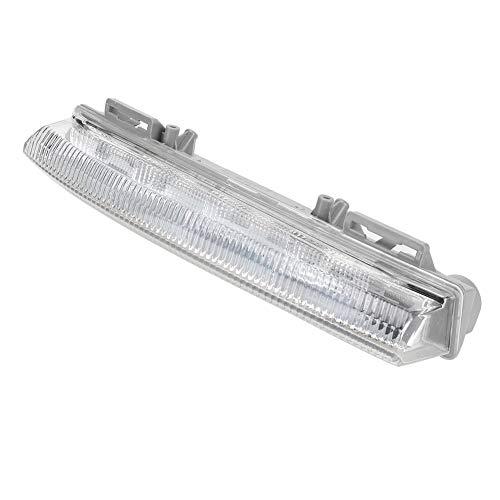 Schüttelsichere energiesparende Anti-UV-ABS-Auto-Tageslichtlampe, LED DRL-Tageslicht, Korrosionsschutz für Mercedes-Benz W212 Mercedes-Benz W204(Right light)