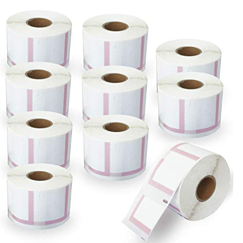 BETCKEY - Compatible DYMO 30915 (1-5/8' x 1-1/4') Endicia Internet Postage Stamps Labels(Paid Endicia Users ONLY) - 10 Rolls/7000 Labels