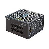 .Seasonic PRIME FANLESS PX-450, 450W , Full Modular, ATX12V & EPS12V, True Fanless Design, Perfect Power Supply for…