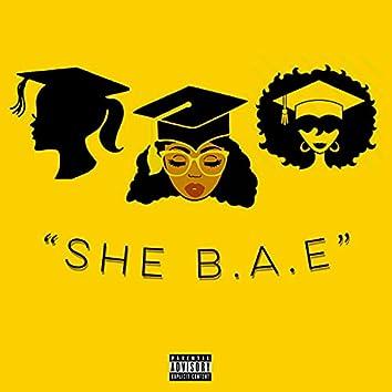 B.A.E (Black And Educated)