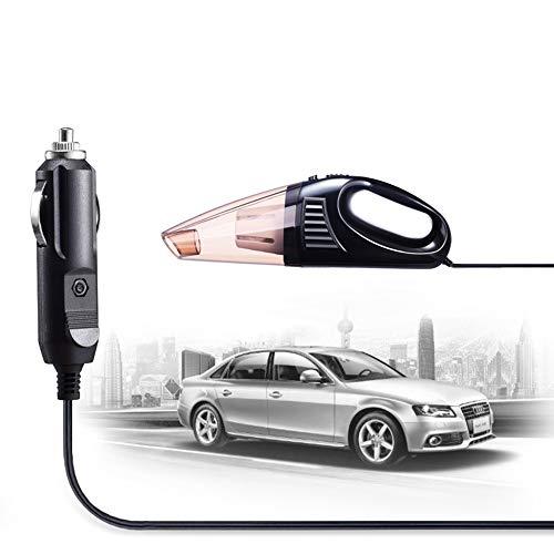Mini snoer Car Stofzuiger High Power Wet/Dry Portable Handheld Auto Stofzuiger met wasbaar HEPA-filter for Pet Hair, Grind, Car Cleaning