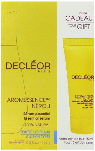 Decleor Aromessence Neroli Essential Serum und 24hr Moisture Activator Light Cream Duo 2 x 15 ml...