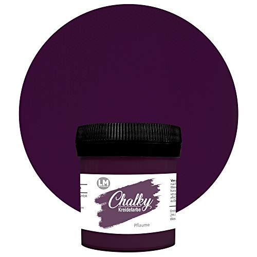 LM-Kreativ Chalky Kreidefarbe 80ml (Pflaume)
