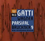Wagner: Parsifal / Bruckner: Symphony No. 9 [Super-Audio CD]