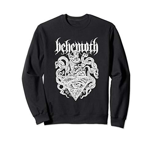 Behemoth - Deathcrest - Official Merchandise Sweatshirt