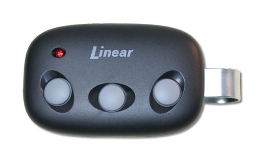 LINEAR Megacode Garage Door Openers MCT-3 Three Button Remote Control