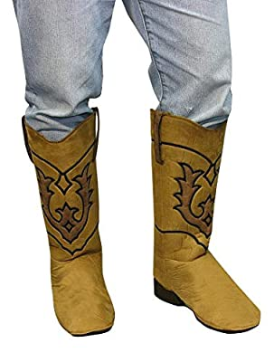 Forum Novelties Cowboy Boot Top Covers Costume Accessory by Forum Novelties