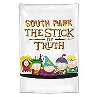 タペストリー サウスパーク South Park The Stick of Truth ポスター モダンアート 壁掛け 装飾布 ホームデコレーション ウォールアート 布ポスター お部屋 リビング 新居祝い 布製 100x150cm/130x150cm/150x150cm