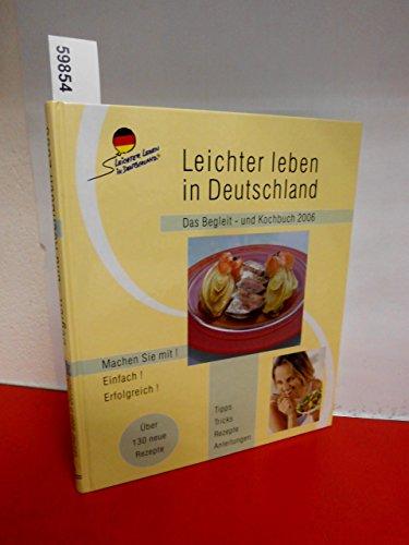 Leichter leben in Deutschland Kochbuch, Band 1