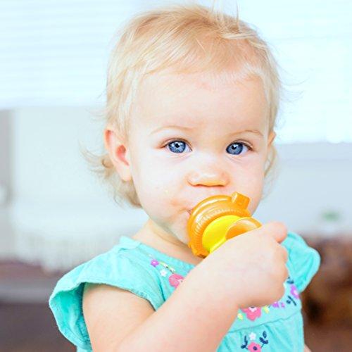 Tétine d'alimentation pour bébé/Tétine à fruit NatureBond Grignoteuse Bébé...