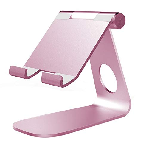 Absir 270° Rotatable Foldable Aluminum Alloy Desktop Holder Tablet Stand for Samsung Galaxy Tab Pro S iPad Pro10.5 9.7