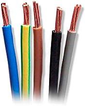 Flexibele kabel, 1,5 mm2, halogeenvrij, H07Z1-K, 100 m. Rosa Roja
