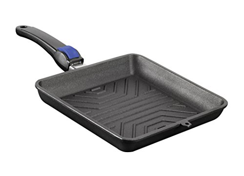 SKK pan, titanium, zwart