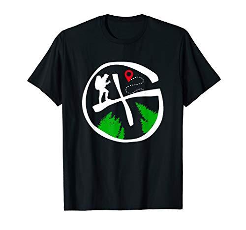 Geocaching Cache Gefunden / Auf Der Suche Geocacher T-Shirt