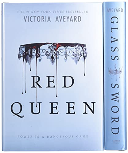 Red Queen 2-Book Hardcover Box Set:…