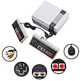 Classic Mini Retro Game Console, Handheld Game Console, with Built-In 620 Classic Games and 2 Classic Controllers, AV Output Video Games, Perfect Kids Gift, Bring You Back to Childhood Memories