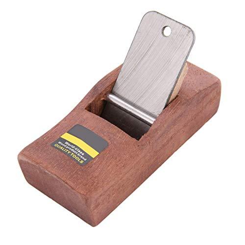 Plano de carpintería, 110 mm Herramienta de cepillado de carpintería Plano de carpintero Herramienta de mano Cepillo de madera para carpintería, recorte, cepillado de madera, alisado de superficies