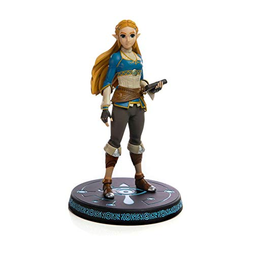 Dark Horse Comics 10 Inch The Legend of Zelda Breath of the Wild Zelda PVC Collectible Replica Statue Figurine Toy