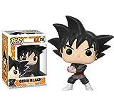 LUGJ Funko Pop Dragon Ball Kawaii Q Versión Nendoroid Figura De Anime Black Goku Figuras De Acción D...
