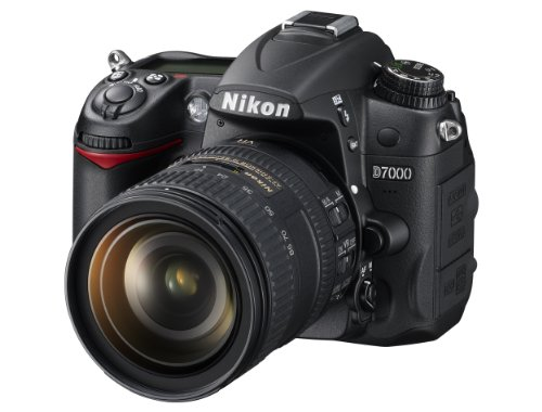 Nikon D7000 SLR-Digitalkamera (16 Megapixel, 39 AF-Punkte, LiveView, Full-HD-Video) Kit inkl. AF-S DX 16-85 VR
