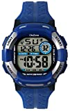 Kids Watch Digital Girls Boys 7-Color Flashing Light Water Resistant 100FT Alarm Watch
