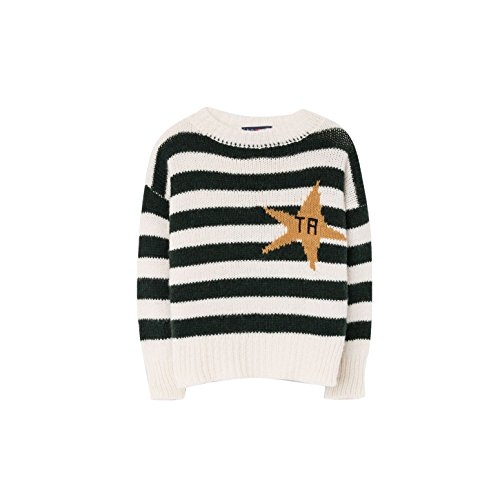 The Animal Observatory Green Grass Sweater 8