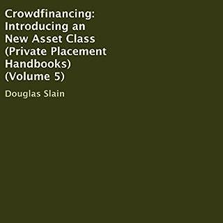 Crowdfinancing audiobook cover art