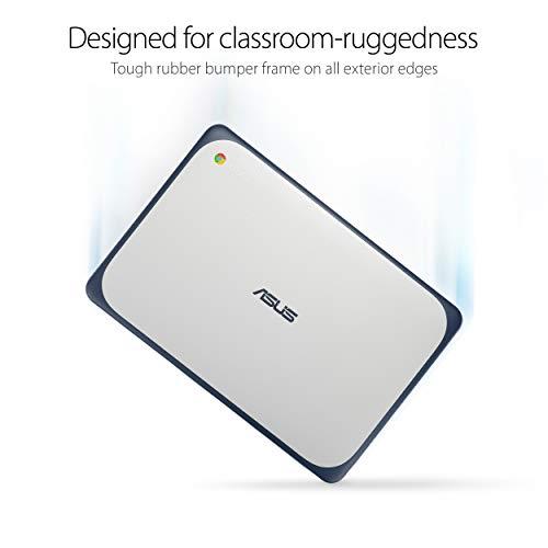 11.6-inch ASUS Chromebook C202SA-YS04 180 Degree hinge  Intel Celeron (2018)