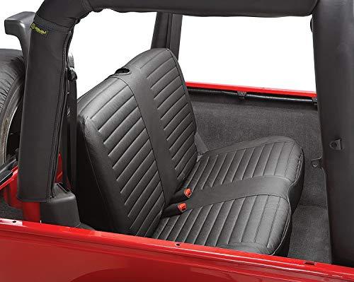 Bestop 2922115 Black Denim Seat Cover...