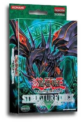 YuGiOh Dragon's Roar Structure Deck - English [Toy] [Toy]