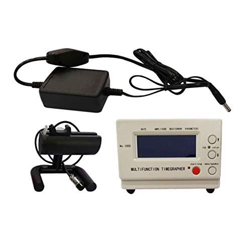 Colcolo Watch Timing Multifunción Timegrapher M 1000 Kit de Herramientas de Reparación